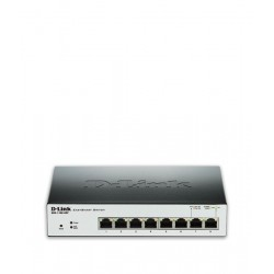 8-Port Layer 2 Lite Smart...